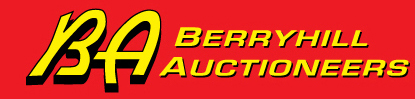 Berryhill Auctioneers Logo